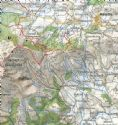 Rando Editions 1:50,000 Walking Map Of the Pyrenees Map 25